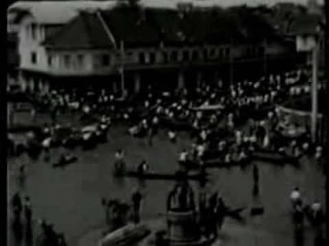 น้ำท่วมกรุงเทพ ปี 2485 Bangkok floods in 1942