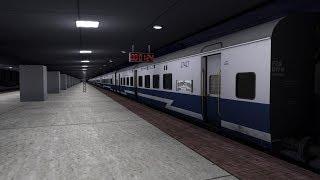 WAP4 with Jan Shatabdi | Night View | New Horn | Train Simulator 2019/Railworks