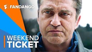 In Theaters Now: Angel Has Fallen   Weekend Ticket