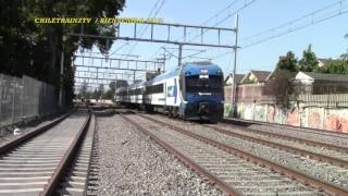 UTS 603 TRENCENTRAL destino CHILLAN