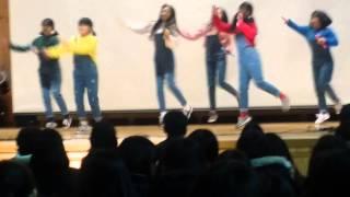 신창중학교 3학년-님과함께,폼생폼사,캔디,행복