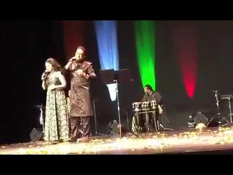 Shobhana Sankar live show. With plybek singer krisana buvera