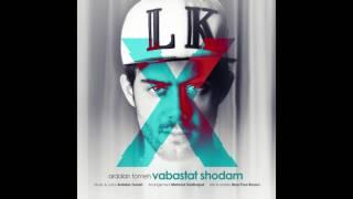 Ardalan Tomeh - Vabastat Shodam (Audio)