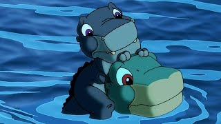 The Land Before Time | The Legend of the Story Speaker | Cartoons For Kids | Kids Movies