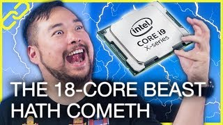 Core i9 7980XE + 7960XE reviews, Coffee Lake lineup, iOS 11 Battery Drain