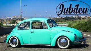 UM JUBILEU COM UMA COR ESPECIAL - VW CAROCHA 1302