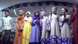 Nadhom Silsilah Nabi ( basa sunda )