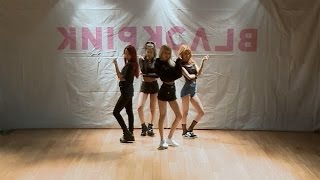 BLACKPINK - 불장난 (PLAYING WITH FIRE) Dance Practice (Mirrored)