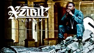 Throw It Like Its Free (Napalm Deluxe Edition) - Xzibit ft. Black Milk, Phats, Tre Capital