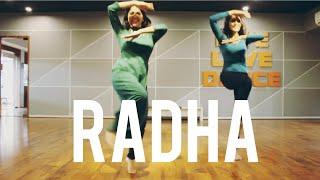 #BFUNKRADHA / BANI TERI RADHA/ JAB HARRY MET SEJAL/ SHAH RUKH/ ANUSHKA / RITU'S DANCE STUDIO SURAT.