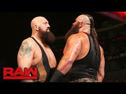 Xxx Mp4 Big Show Vs Braun Strowman RAW FOX SPORT PT BR 3gp Sex