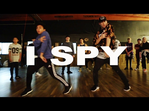 I SPY KYLE Dance Video MattSteffanina Choreography