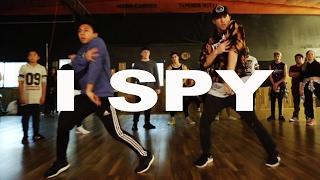 """I SPY"" - KYLE Dance Video | @MattSteffanina Choreography"