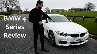 My New Car - the BMW 4 Series (Full Review)