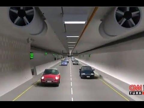 İşte Marmaray'ın arabalı versiyonu!
