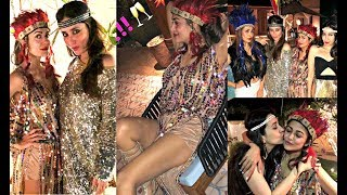 Amrita Arora Birthday Party 2018 With Kareena Kapoor, Malaika Arora Khan, Karishma Kapoor