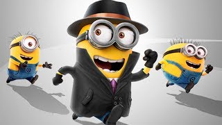 Despicable Me 2 - Minion Rush : Spy Minion And Special Mission ! New Update 4.6.0
