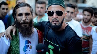 """Enayi"" Dövmeli Genç Ahsen Tv"