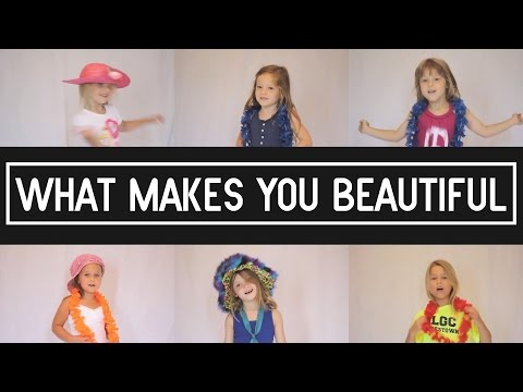 What Makes You Beautiful Music Video
