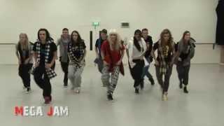 #thatPOWER will.i.am ft. Justin Bieber choreography by Jasmine Meakin (Mega Jam)