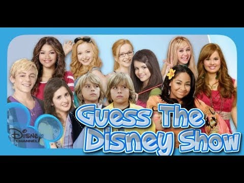 I BET You Don t Know Disney Channel Shows Live Action Can You Guess Them