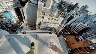 Tokyo Parkour POV - 東京パルクール視点