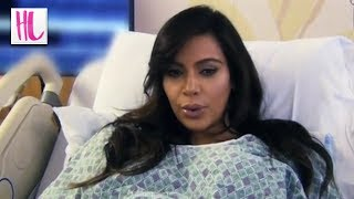 Kim Kardashian Gives Birth On