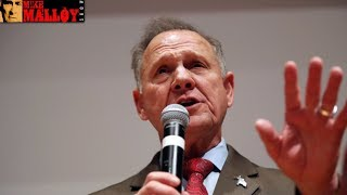 Roy Moore Won't Concede, Tells Supporters to 'Wait on God'