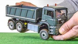 AWESOME modified RC Truck gets unboxed and tested!