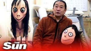 Momo Is GONE Says Creator-killer Keisuke Aisawa | Momo Challenge