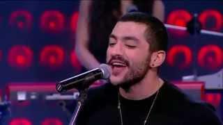 Bassem Youssef El Bernameg  Episode 22, Season 2,-Music Segment- Mashrou3 leila band