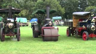 Vintage and Steam Engines: Weald and Downland, West Sussex, England