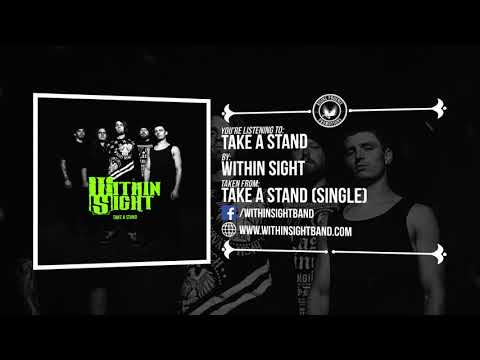 Within Sight - Take A Stand