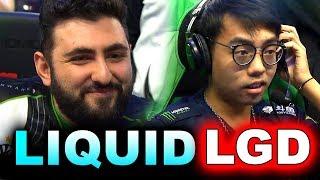 LIQUID vs PSG.LGD - EPIC GAME!!! TOP 3 #TI8 - THE INTERNATIONAL 2018 DOTA 2
