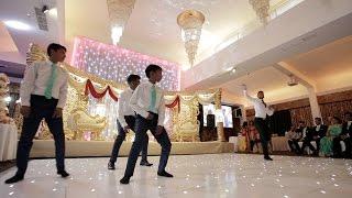 Tamil Wedding Dance Performance 1   - Jay and Nish's Wedding