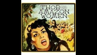 Thor & The Amazon Women Mini Movie - clips