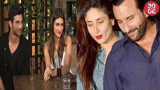 Kriti Sanon Insecured With Sushant-Aisha Bond | Saifeena To Replace Aishwarya Abhishek
