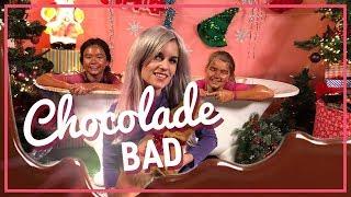 Chocolade bad?!! | BEST WISHES