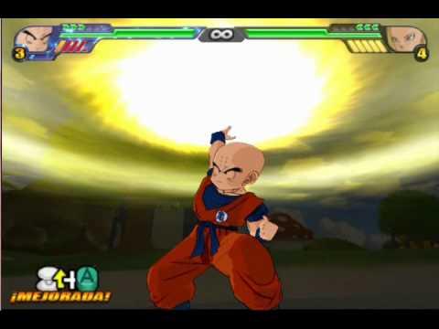 Dragon Ball Z Budokai Tenkaichi 3 todos los ataques especiales parte 1