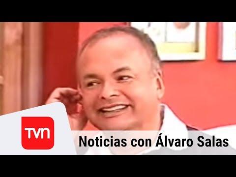 Las noticias con Álvaro Salas