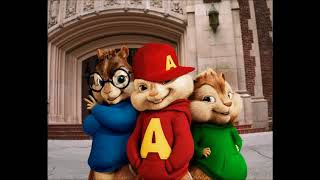 the chipmunks -  rose in a concrete world