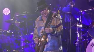 Carlos SANTANA ( Europa ) LIVE @ guitare en scène 2016