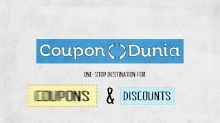 CouponDunia  Commercial