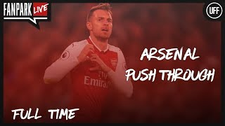 Arsenal Push Through - Arsenal 4-1 West Ham - Full Time Phone In - FanPark Live