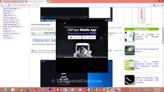 How to remove advertisement from KMPlayer