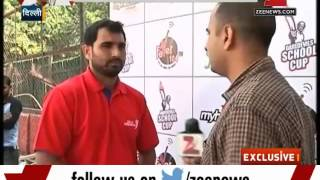 Mohammed Shami says language is a barrier with foreign coaches