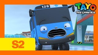 Tayo first snow day l Tayo be careful! It's slippery! l Episode 25 l Tayo the Little Bus