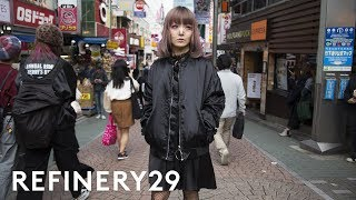 The Dark Side Of Harajuku Style You Haven