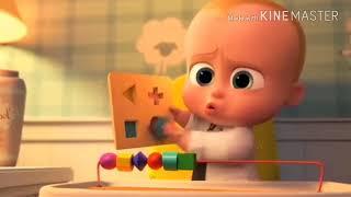 DIL DI YA GALLA TIGER ZINDA HAIN |THE BOSS BABY VERSION|