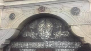 مسجد الإمام الحسين بالقاهرة